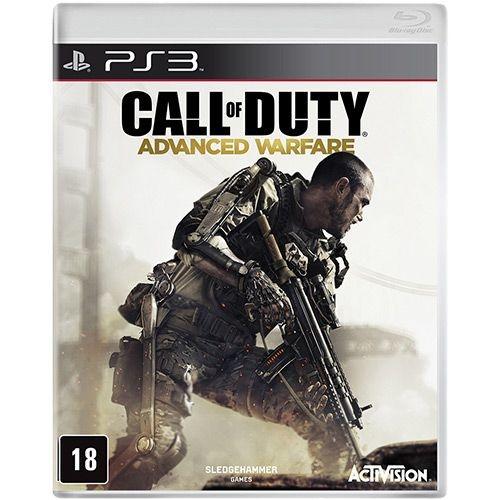 Call Of Duty: Advanced Warfare - Ps3 - Nerd e Geek - Presentes Criativos