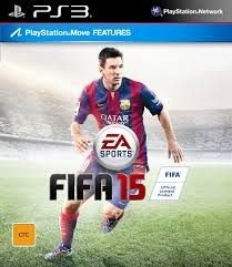 Fifa 15 - Ps3 - Nerd e Geek - Presentes Criativos