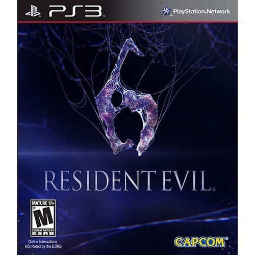 Resident Evil 6 - Ps3 - Nerd e Geek - Presentes Criativos
