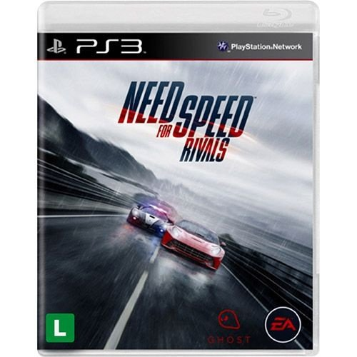Need For Speed: Rivals - Ps3 - Nerd e Geek - Presentes Criativos