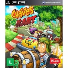 Chaves: Kart - Ps3 - Nerd e Geek - Presentes Criativos
