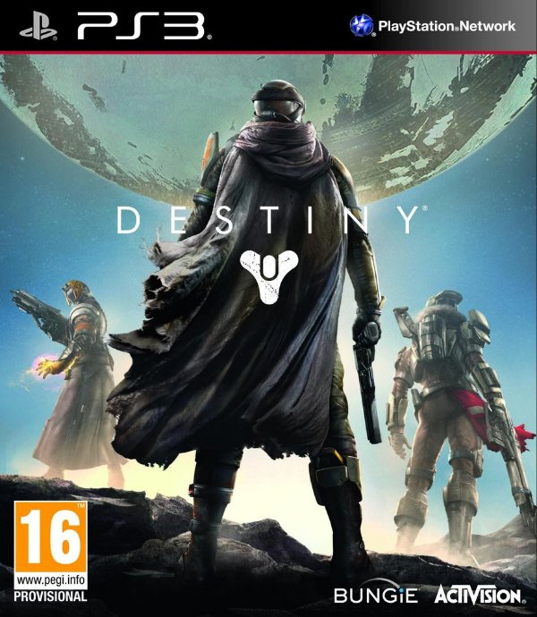 Destiny - Ps3 - Nerd e Geek - Presentes Criativos