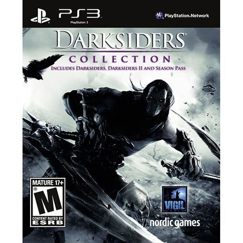 Darksiders Collection - Ps3 - Nerd e Geek - Presentes Criativos