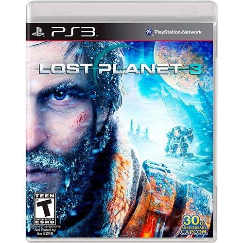Lost Planet 3 (Versão Em Português) - Ps3 - Nerd e Geek - Presentes Criativos