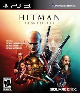Hitman Hd Trilogy - Ps3 - Nerd e Geek - Presentes Criativos