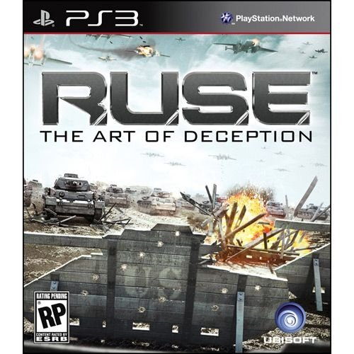 R.U.S.E. Ps3 - Nerd e Geek - Presentes Criativos