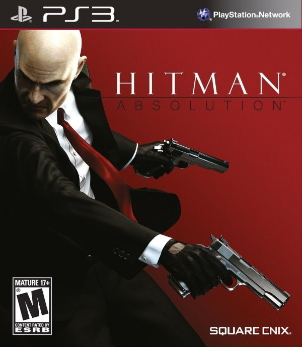 Hitman: Absolution - Ps3 - Nerd e Geek - Presentes Criativos