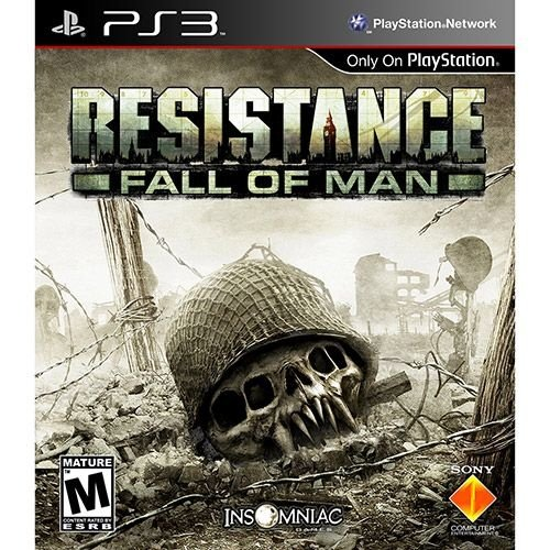 Resistance - Fall Of Man - Ps3