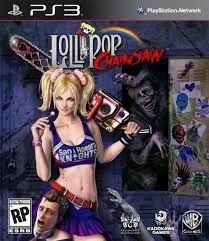 Lollipop Chainsaw - Ps3 - Nerd e Geek - Presentes Criativos