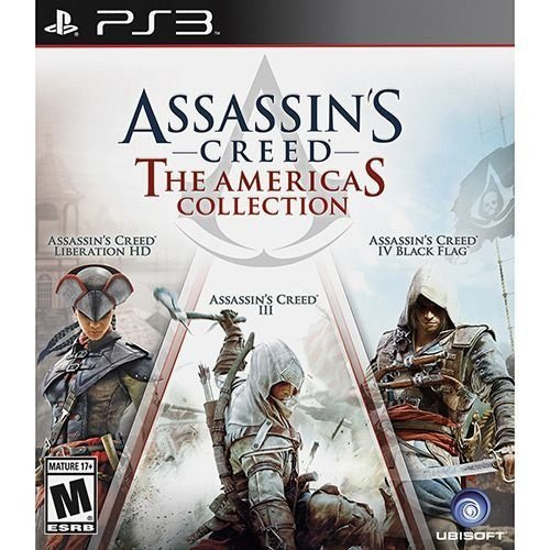 Assassin'S Creed 3 - Ps3 - Nerd e Geek - Presentes Criativos