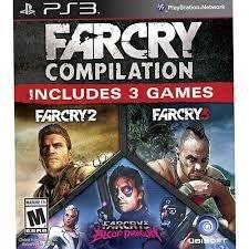 Far Cry Compilation (Versão Em Português) - Ps3 - Nerd e Geek - Presentes Criativos