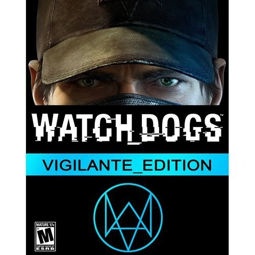 Watch Dogs Vigilante Edition Ubi - Ps3 - Nerd e Geek - Presentes Criativos