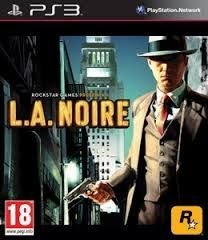 L.A. Noire - Ps3 - Nerd e Geek - Presentes Criativos