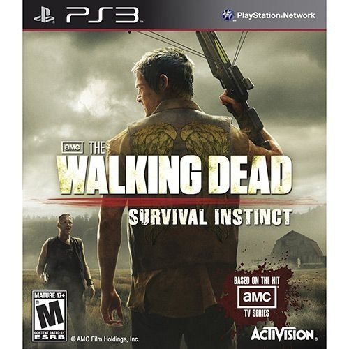 The Walking Dead: Survival Instinct - Ps3 - Nerd e Geek - Presentes Criativos