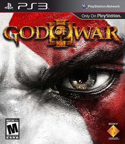 God Of War Iii - Ps3 - Nerd e Geek - Presentes Criativos