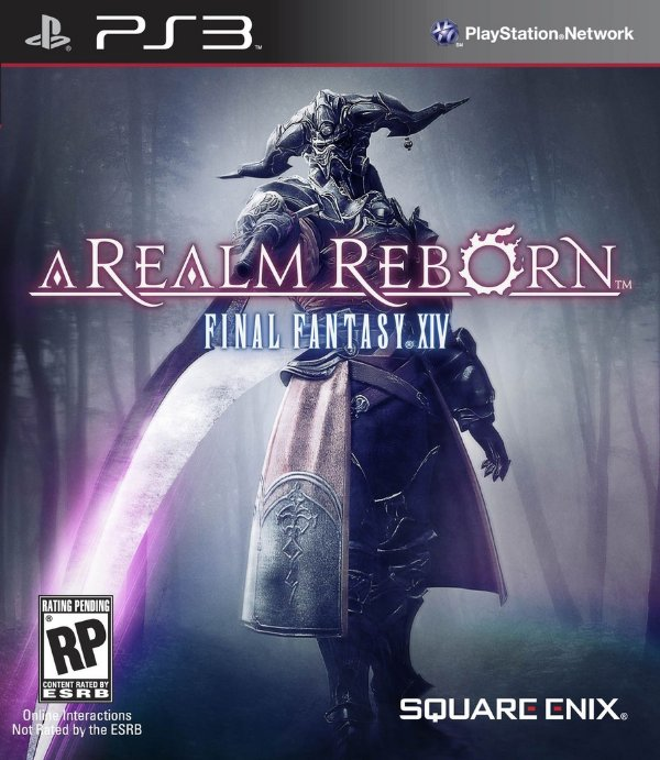 Final Fantasy Xiv Realm Reborn Ps3 - Nerd e Geek - Presentes Criativos
