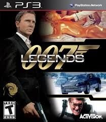 James Bond: 007 Legends - Ps3 - Nerd e Geek - Presentes Criativos