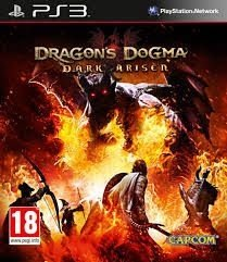 Dragons Dogma: Dark Arisen - Ps3 - Nerd e Geek - Presentes Criativos
