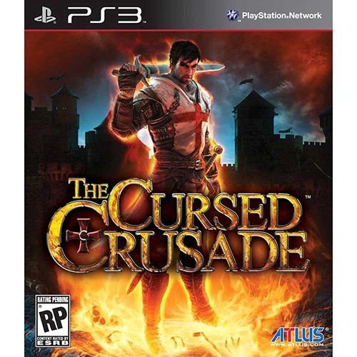 The Cursed Crusade Ps3 - Nerd e Geek - Presentes Criativos