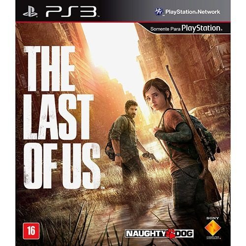 The Last Of Us - Ps3 - Nerd e Geek - Presentes Criativos