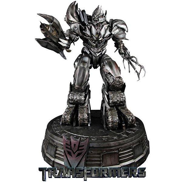 Megatron Statue Transformers Sideshow  77Cm