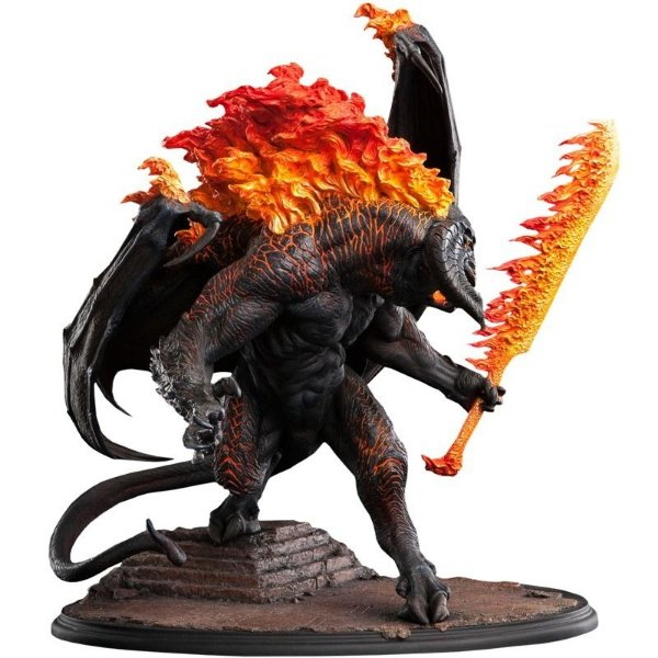 Balrog - Senhor Dos Anéis - Demon Of Shadow And Flame - Weta - Nerd e Geek - Presentes Criativos
