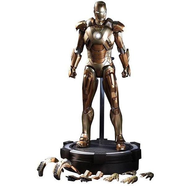 Hot Toys Iron Man Mark Xxi (Midas) Mms208