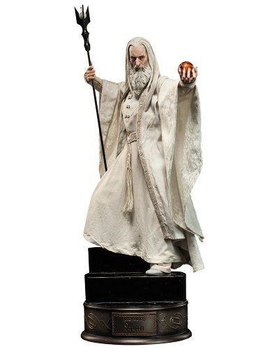 Estátua Saruman Premium Format - Sideshow Collectibles - Nerd e Geek - Presentes Criativos