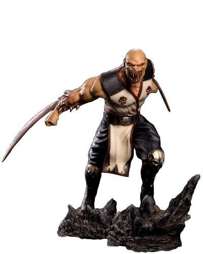 Baraka 1/4 - Mortal Kombat - Pop Culture Shock - Nerd e Geek - Presentes Criativos