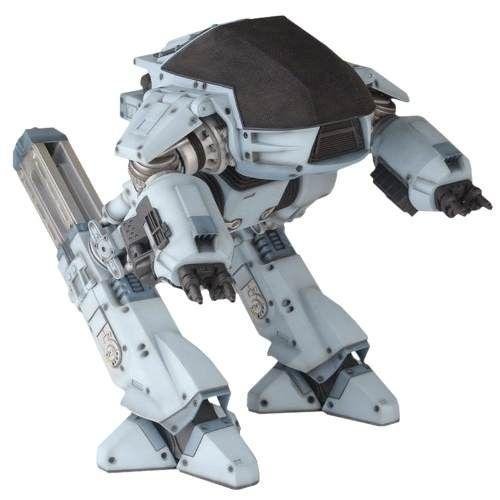 Hot Toys Robo Ed-209 Robocop - Nerd e Geek - Presentes Criativos