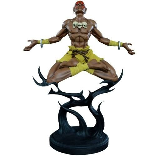 Dhalsim Statue - Street Fighter - Pop Culture Shock 1/4 - Nerd e Geek - Presentes Criativos