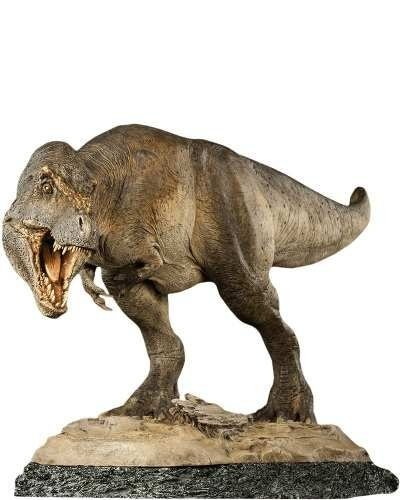 T-Rex - The Tyrant King - Dinosauria - Sideshow Collectibles