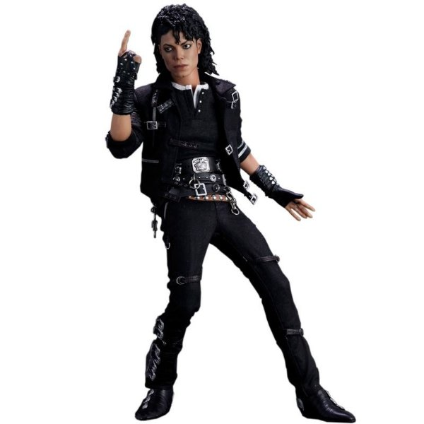 Michael Jackson - Bad [Dx03] - Hot Toys 1:6 - Nerd e Geek - Presentes Criativos