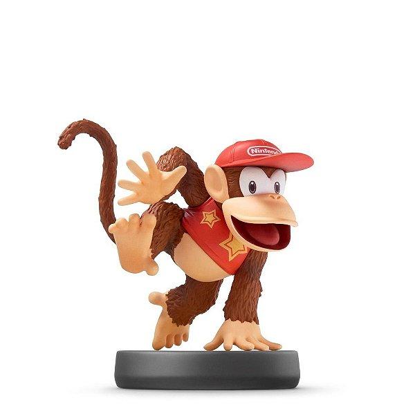 Diddy Kong Amiibo Figure Nin