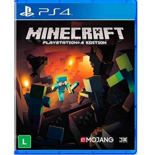 Ps4 - Minecraft - Nerd e Geek - Presentes Criativos