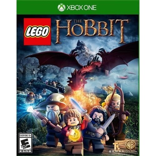 Xbox One - Lego The Hobbit - Nerd e Geek - Presentes Criativos