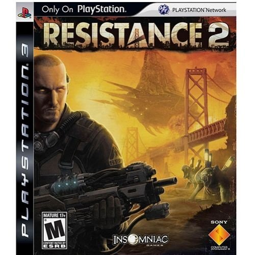 Ps3 - Resistance 2 - Nerd e Geek - Presentes Criativos