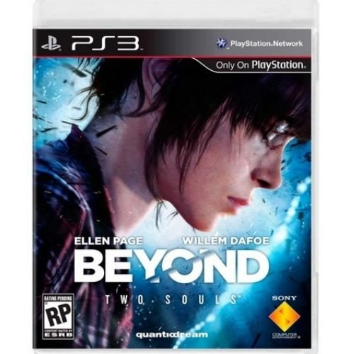 Ps3 - Beyond: Two Souls - Nerd e Geek - Presentes Criativos