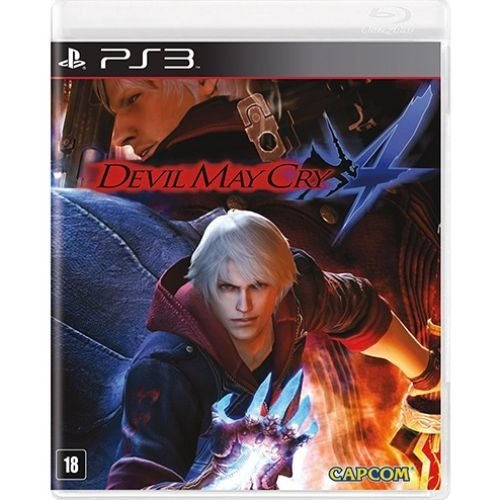 Devil May Cry 4 - Nerd e Geek - Presentes Criativos