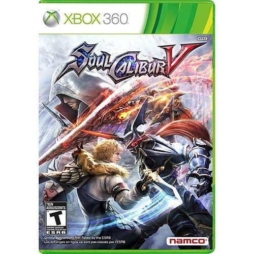 Soul Calibur V - Xbox 360 - Nerd e Geek - Presentes Criativos