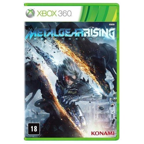 Revengeance - Xbox 360 - Nerd e Geek - Presentes Criativos