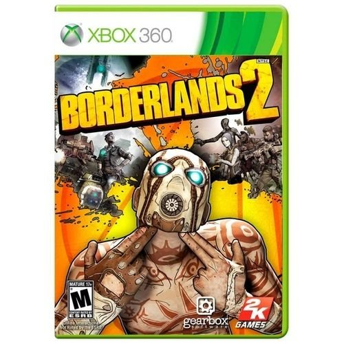 Borderlands 2 - Xbox 360 - Nerd e Geek - Presentes Criativos