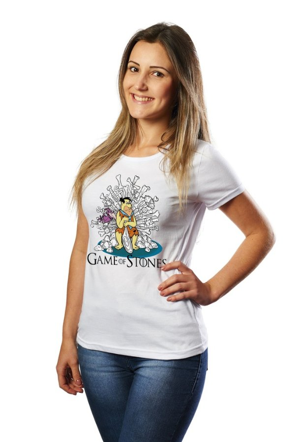 Camiseta Game of Stones