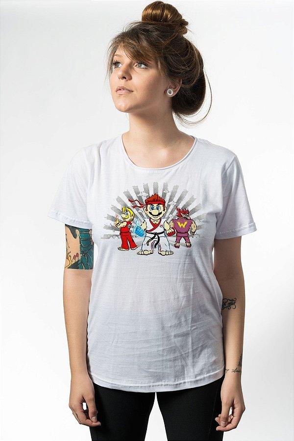 Camiseta Street Bros - Nerd e Geek - Presentes Criativos