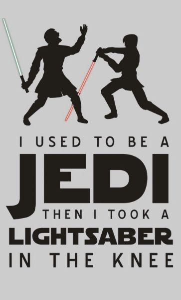 Camiseta Star Wars Lightsaber