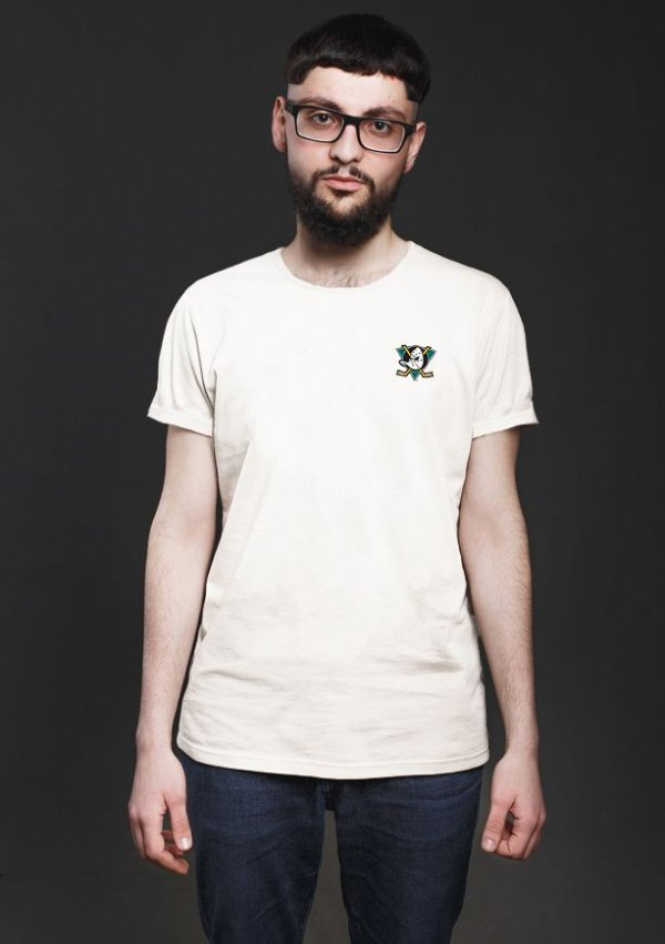 Camiseta Masculina Super Pato Nerd e Geek - Presentes Criativos