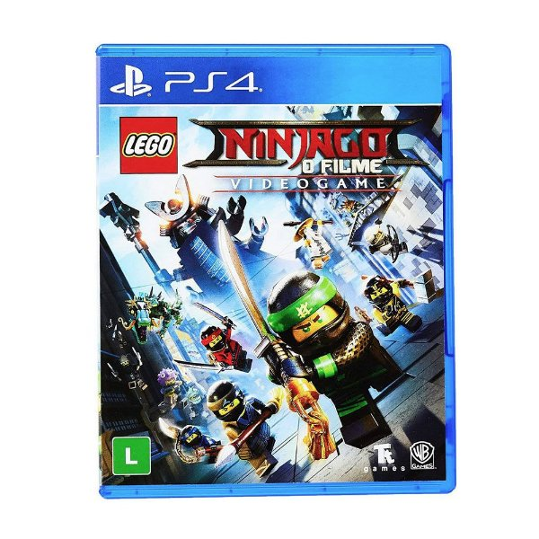 Lego Ninjango Game - Playstation 4