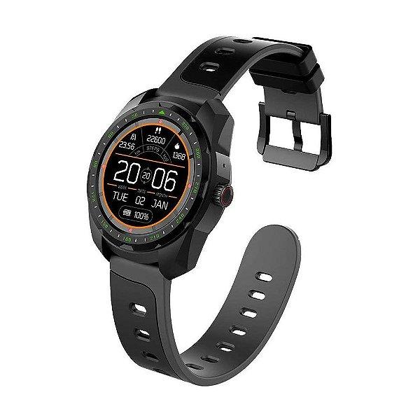 Smartwatch Monitor Cardíaco e faz ligações via Bluetooth
