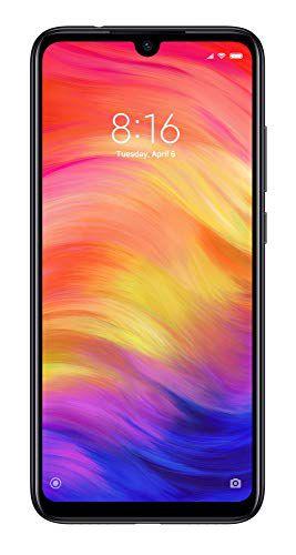 Celular, Xiaomi, Redmi Note 7, 4GB RAM, 128GB Versão Global, Preto