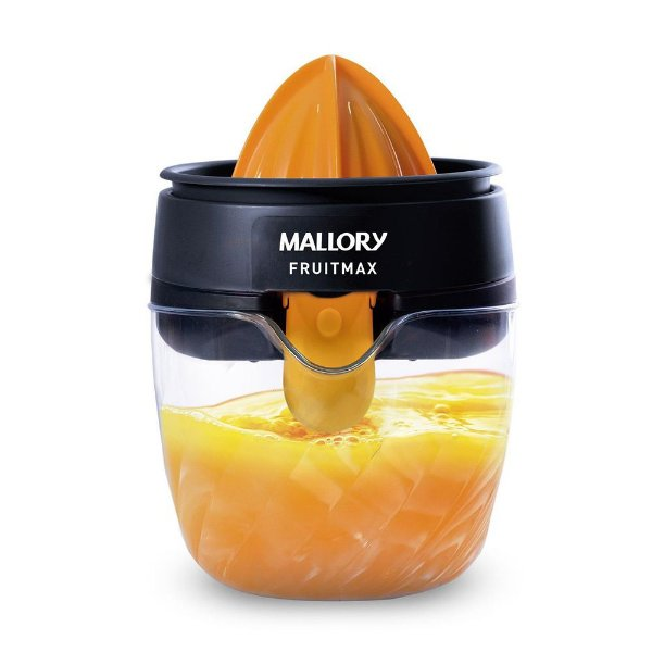 Espremedor Mallory Fruitmax Preto 127V